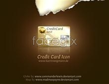 Link toGold card design graphic design psd