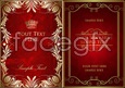Link toGold lace border vector