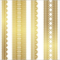 Link toGold lace pattern 03 vector