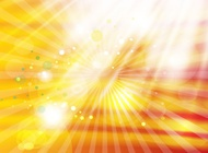 Link toGold light rays background vector free