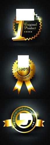 Link toGold medal award vector