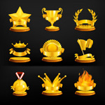 Link toGold medal icons 1