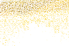 Link toGold shiny pieces of background vector
