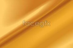 vector background silk Gold