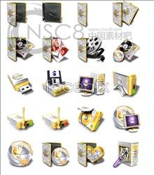 Link toGold system desktop icons