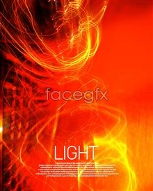 Link toGolden bright backgrounds psd templates