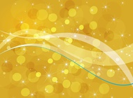 Link toGolden bubbles background vector free