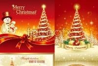 Link toGolden christmas background