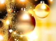 Link toGolden christmas vector free