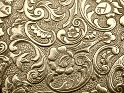 Link toGolden european pattern background picture material