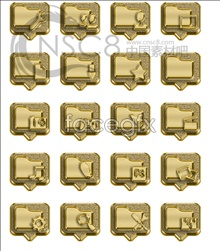 Link toGolden files desktop icons