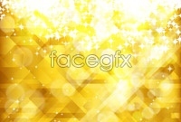 Link toGolden shining halo background vector graphics