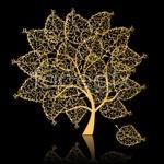 Link toGolden tree vector