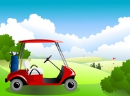 Link toGolf course vector free