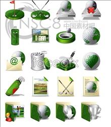 Link toGolf desktop icons