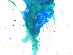 Link toGomedia produced watercolor ink picture material-041