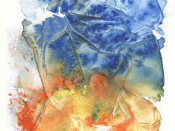 Link toGomedia produced watercolor ink picture material v2-26