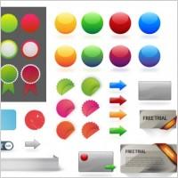 Link toGomedia produced web20 icon vector