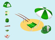 Link toGone fishing vector free