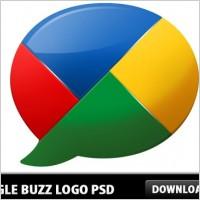 Link toGoogle buzz logo psd