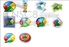 Link toGoogle desktop icons