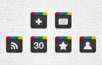 Link toGoogle icons psd