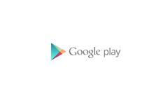 Link toGoogle play logo vector
