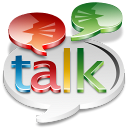 Link toGoogle talk icon