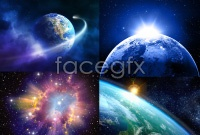Link toGorgeous background of the universe hd pictures