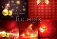 Link toGorgeous christmas background