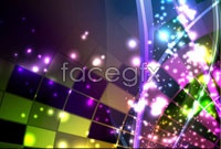 Link toGorgeous city starlight effects, vector