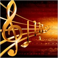 Link toGorgeous classical music background 05 vector