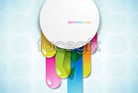 Link toGorgeous color circle vector