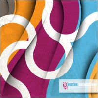 Link toGorgeous fashion background 01 vector