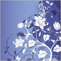 Link toGorgeous fashion flower background