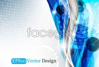 Link toGorgeous fashion technology background vector