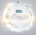 Link toGorgeous luster background 04 vector