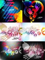 Gorgeous prints vector