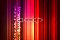 Link toGorgeous red stage curtain background vector map