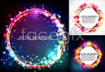 Link toGorgeous ring border vector