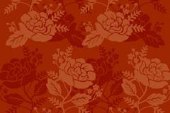 Link toGorgeous roses dark stripe background vector