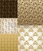 Link toGorgeous shade pattern vector