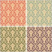 Link toGorgeous shading pattern 01 vector