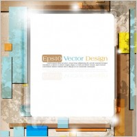 Link toGorgeous threedimensional dynamic background 02 vector