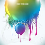 Link toGorgeous trend background 02 vector