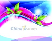 Link toGorgeous ye ziguang spotted background vector