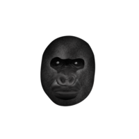 Link toGorilla face icon
