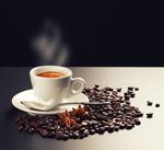 Link toGourmet coffee psd