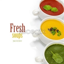 Link toGourmet soups nutrition pictures