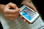 Link toGps car navigator psd